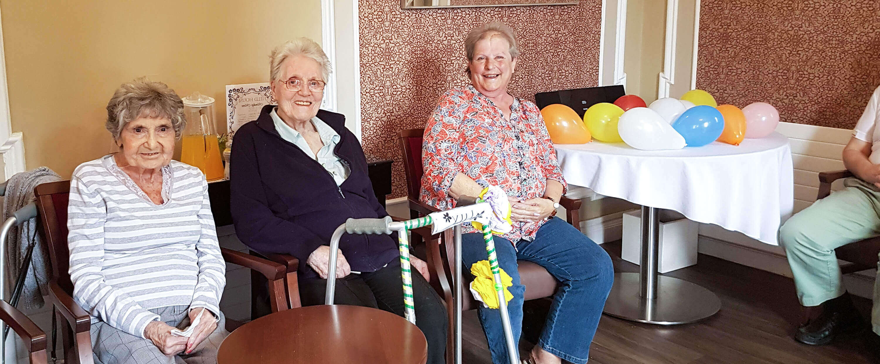 friends at field house care home