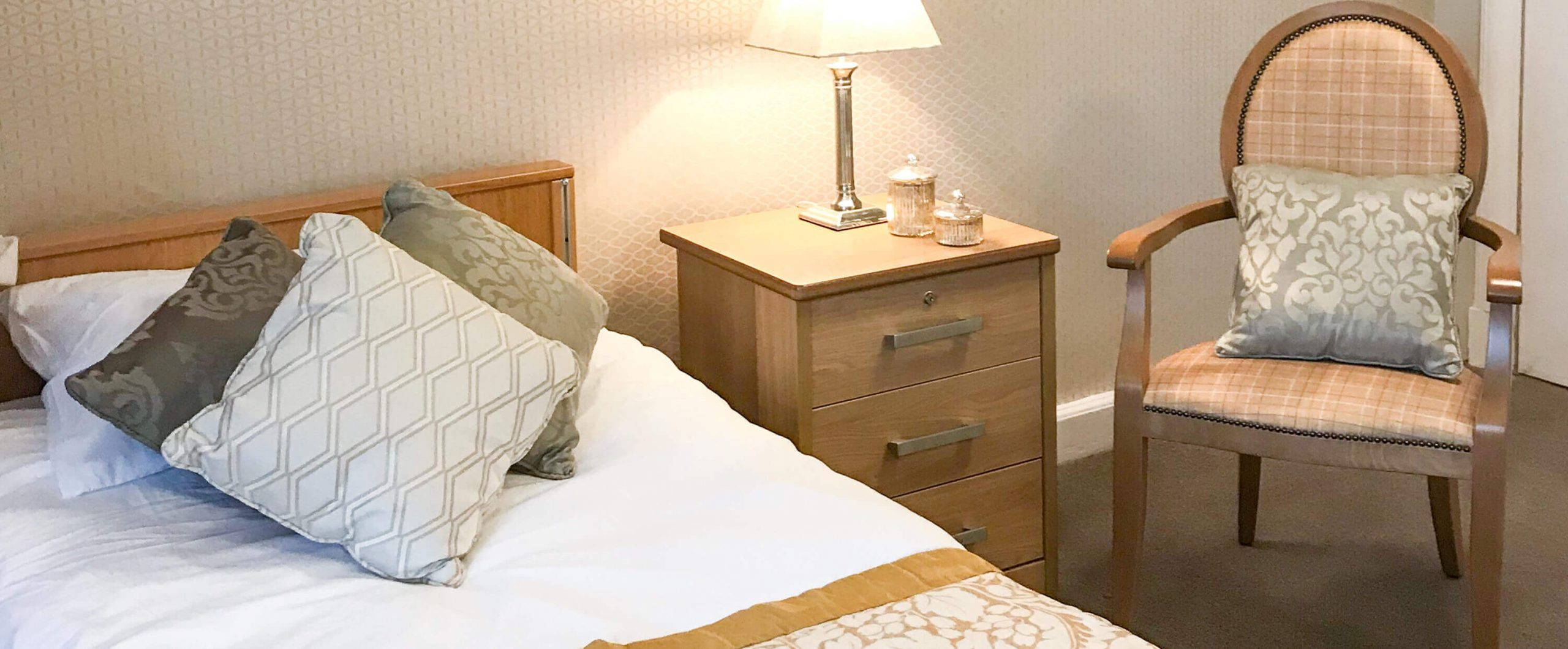 Field House Care Home accommodation