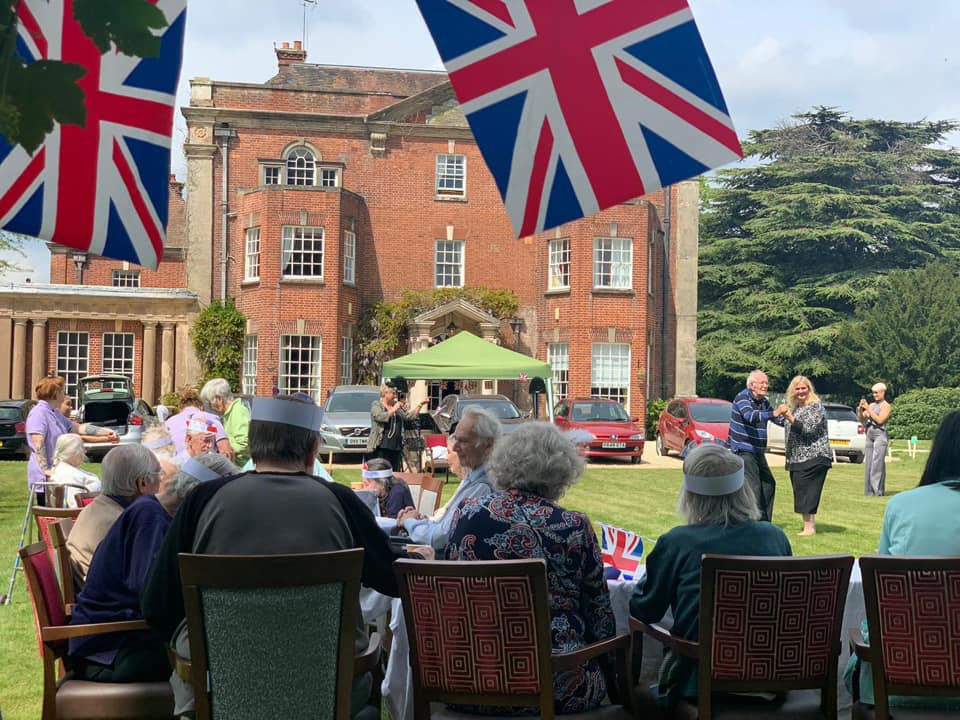 Field House VE Day 2020 Party Dancing Grounds