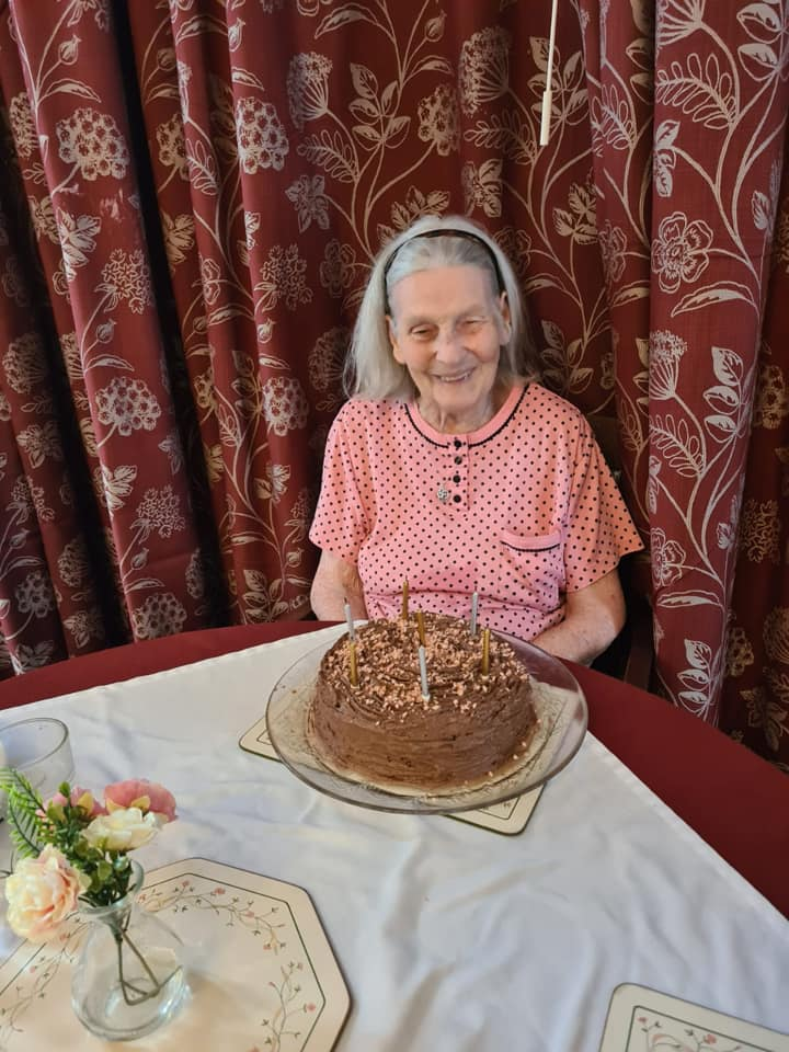 Field House Beryl 90th Birthday Party